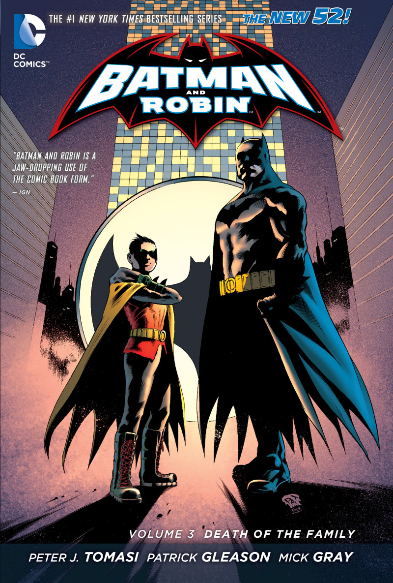 Batman & Robin Vol. 3 : Death of the Family
