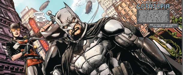 review Detective Comics #27