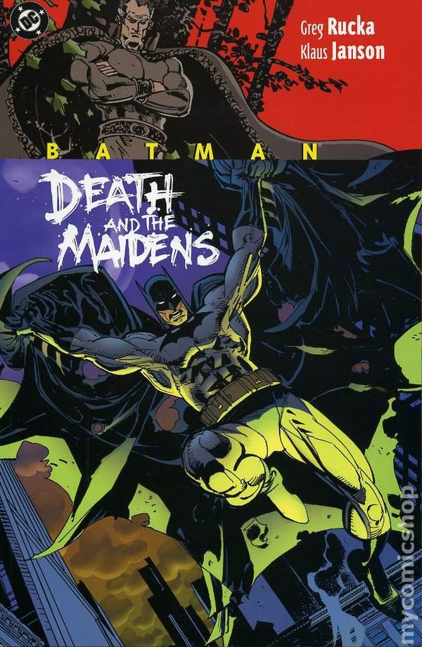 Critique de batman death and the maidens