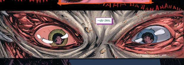 Batman : Joker's Daughter #1