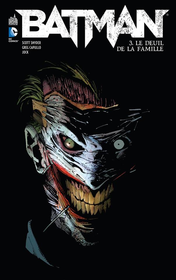 Review Batman tome #3