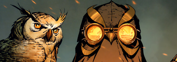 [Review VF] Batman Tome 1 : La Cour des Hiboux