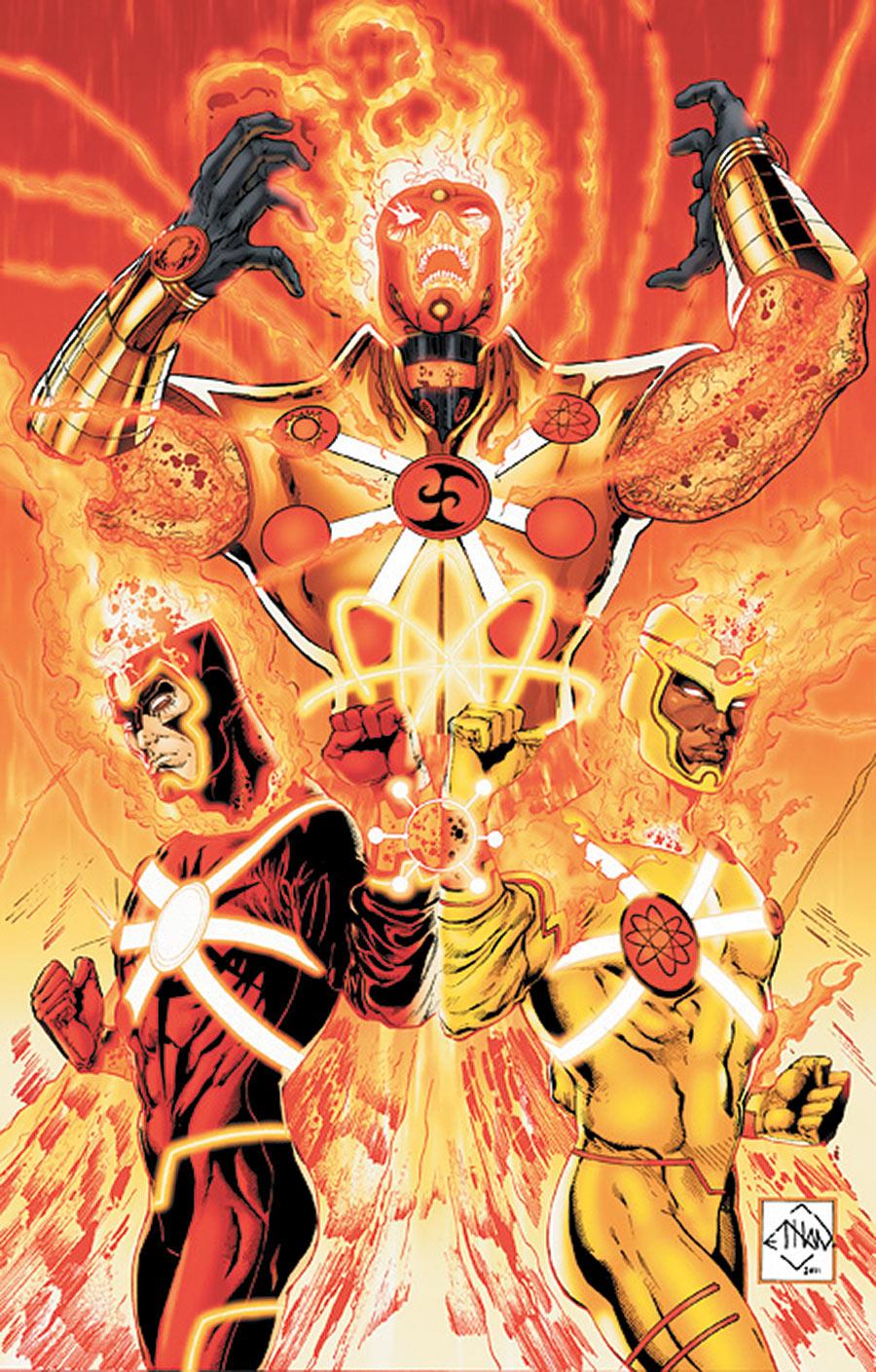 Firestorm Vol. 1