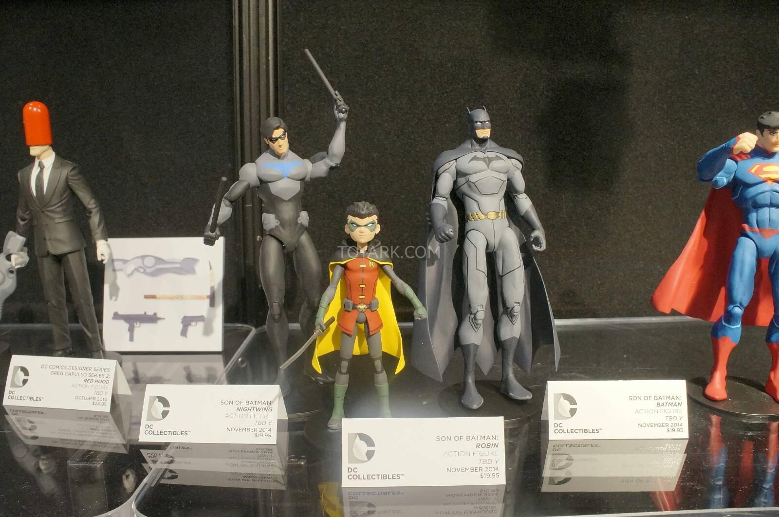 Prochaines figurines Batman Dc direct  Toy-Fair-2014-DC-Collectibles-105