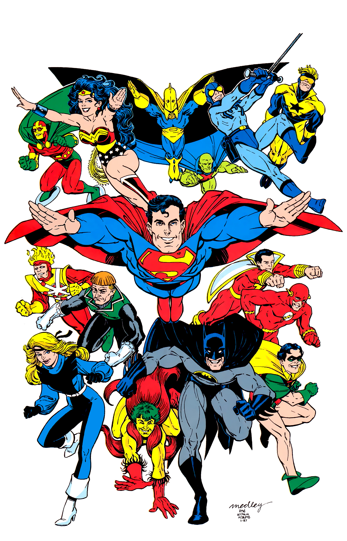 Action Comics #600 Art