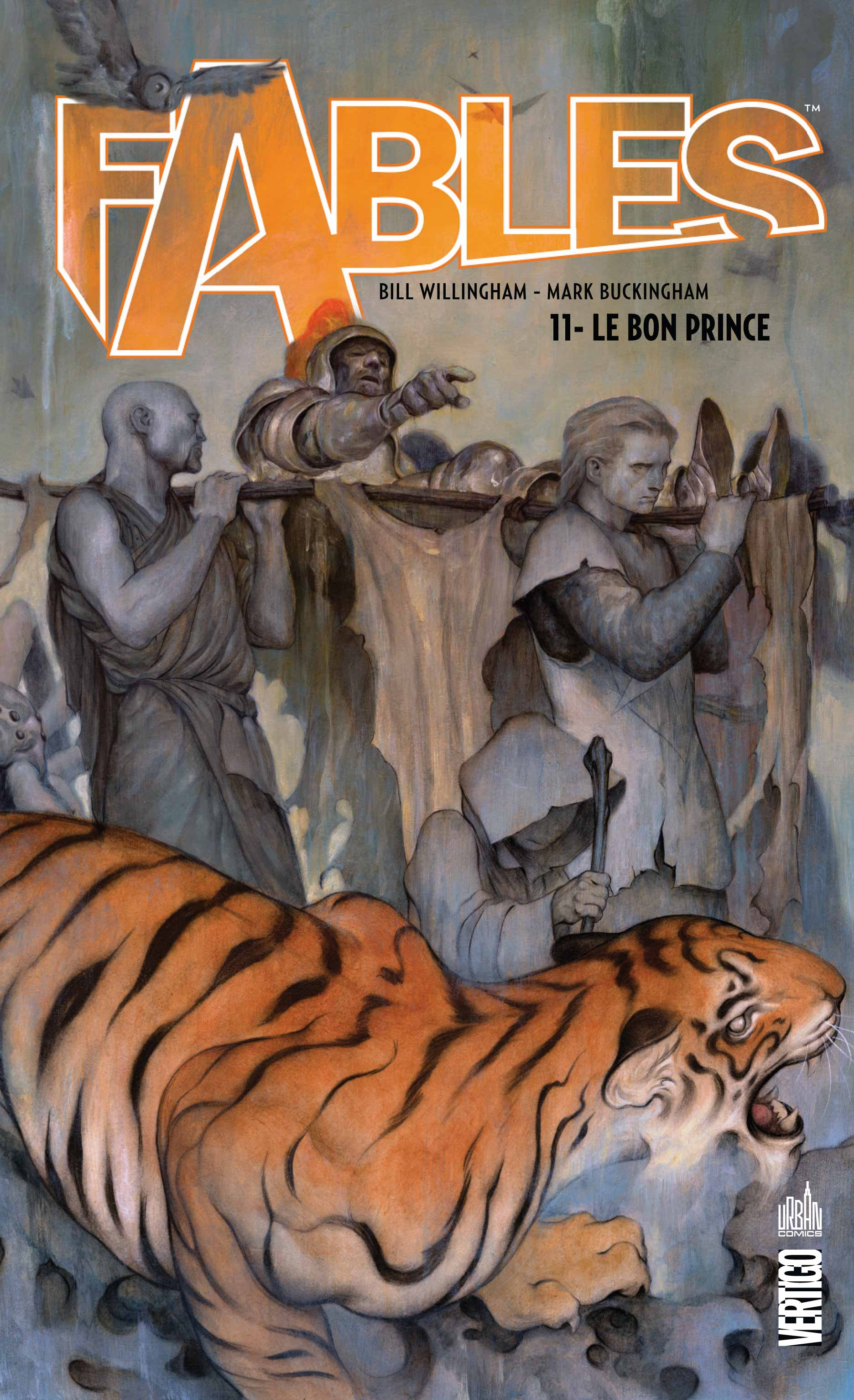 Review Fables #11