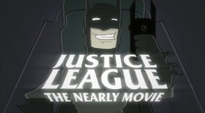 Justice League The Movie : le comic strip