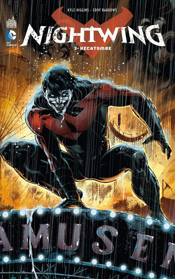 Review Nightwing tome 3