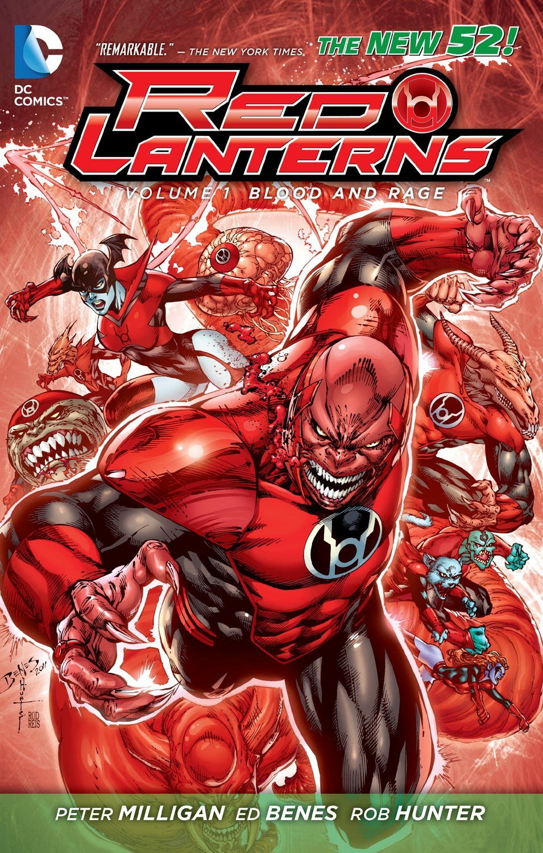 Red Lanterns Vol. 1 review