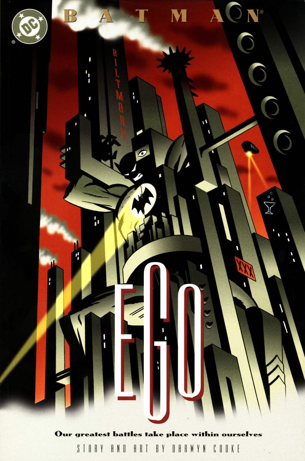 Critique de Batman Ego