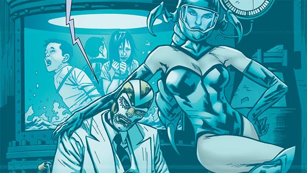 review Grant Morrison Présente Batman Tome 7
