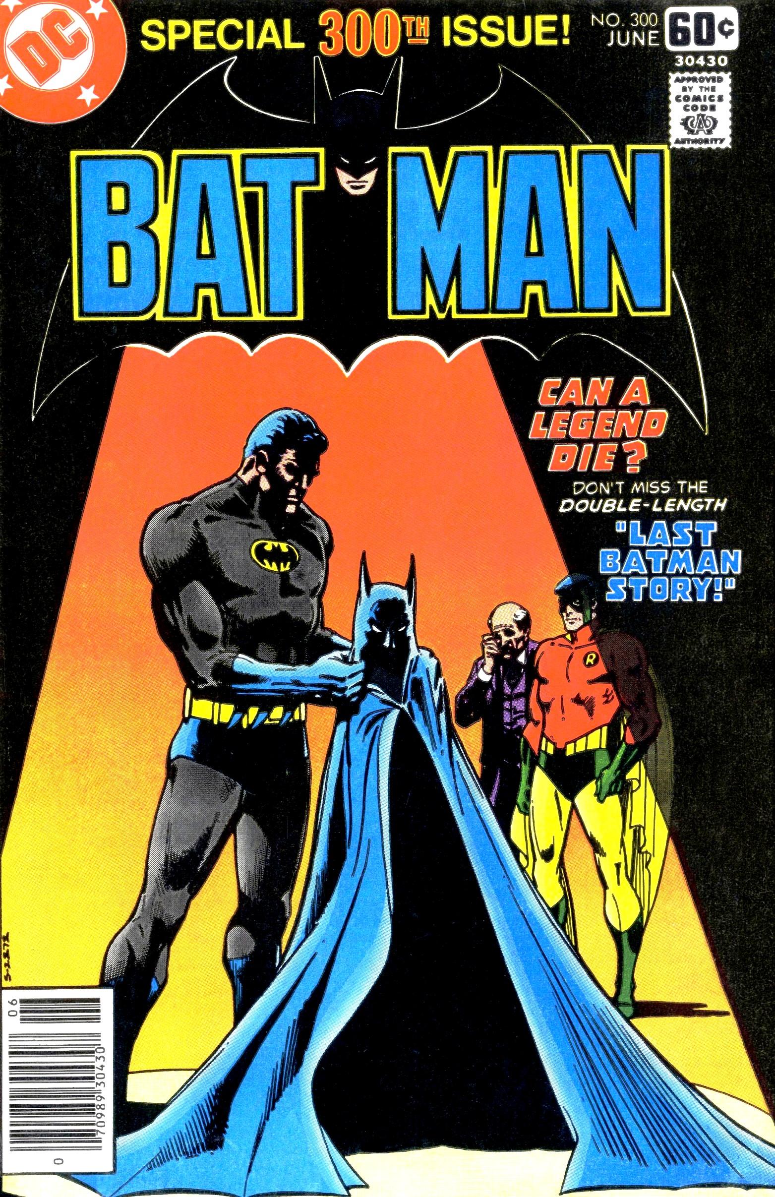 Batman #300