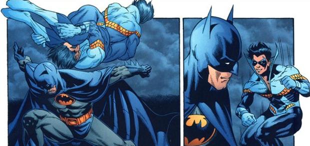 DC Saga Présente #1