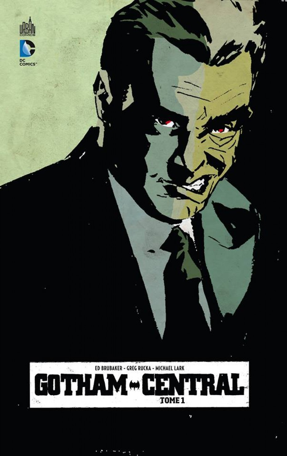 Review Gotham Central #1