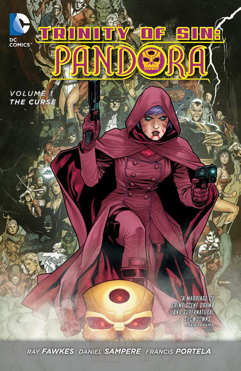 Trinity of Sin : Pandora Vol. 1 : The Curse