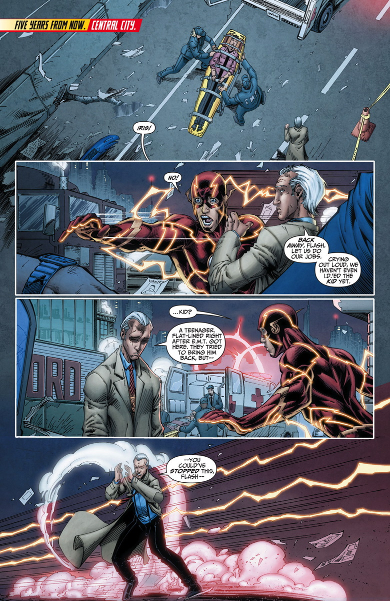 Displaying 20> Images For - Wally West Justice League Gif...