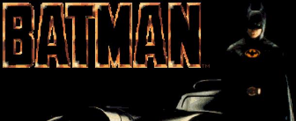 Batman  - Arcade (1990)