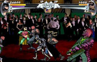 Batman_Forever_SATURN_gameplay