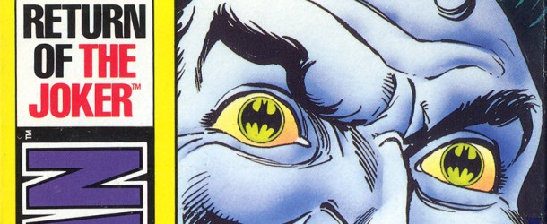 Batman, Return of the Joker (1991-1992)
