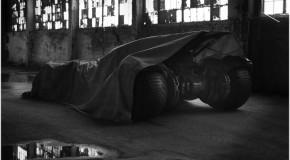 Le production designer de Batman V Superman parle de la Batmobile