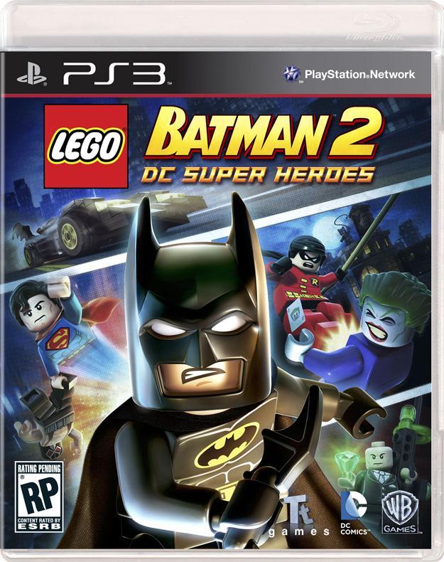 Dossier batman dans les jeux vid o - Jeux lego batman 2 gratuit ...