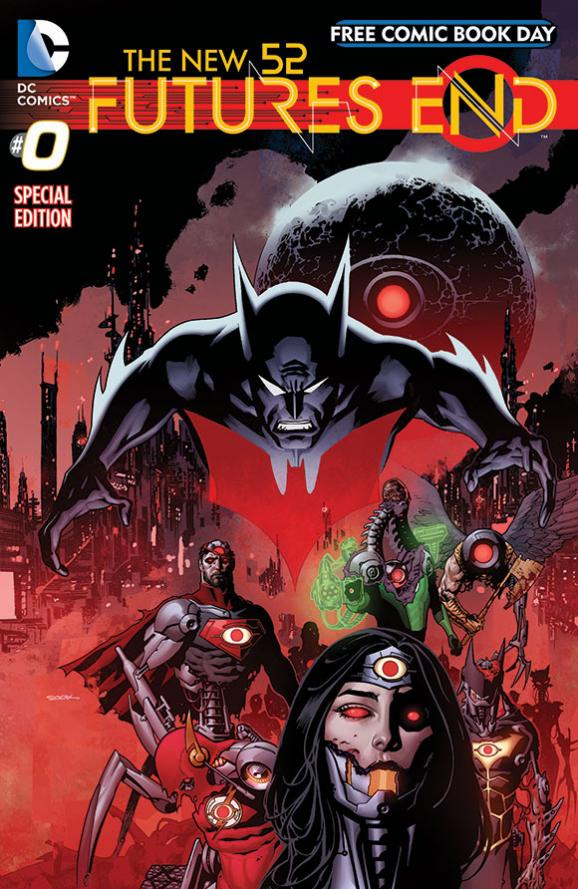 The New 52 : Futures End #0