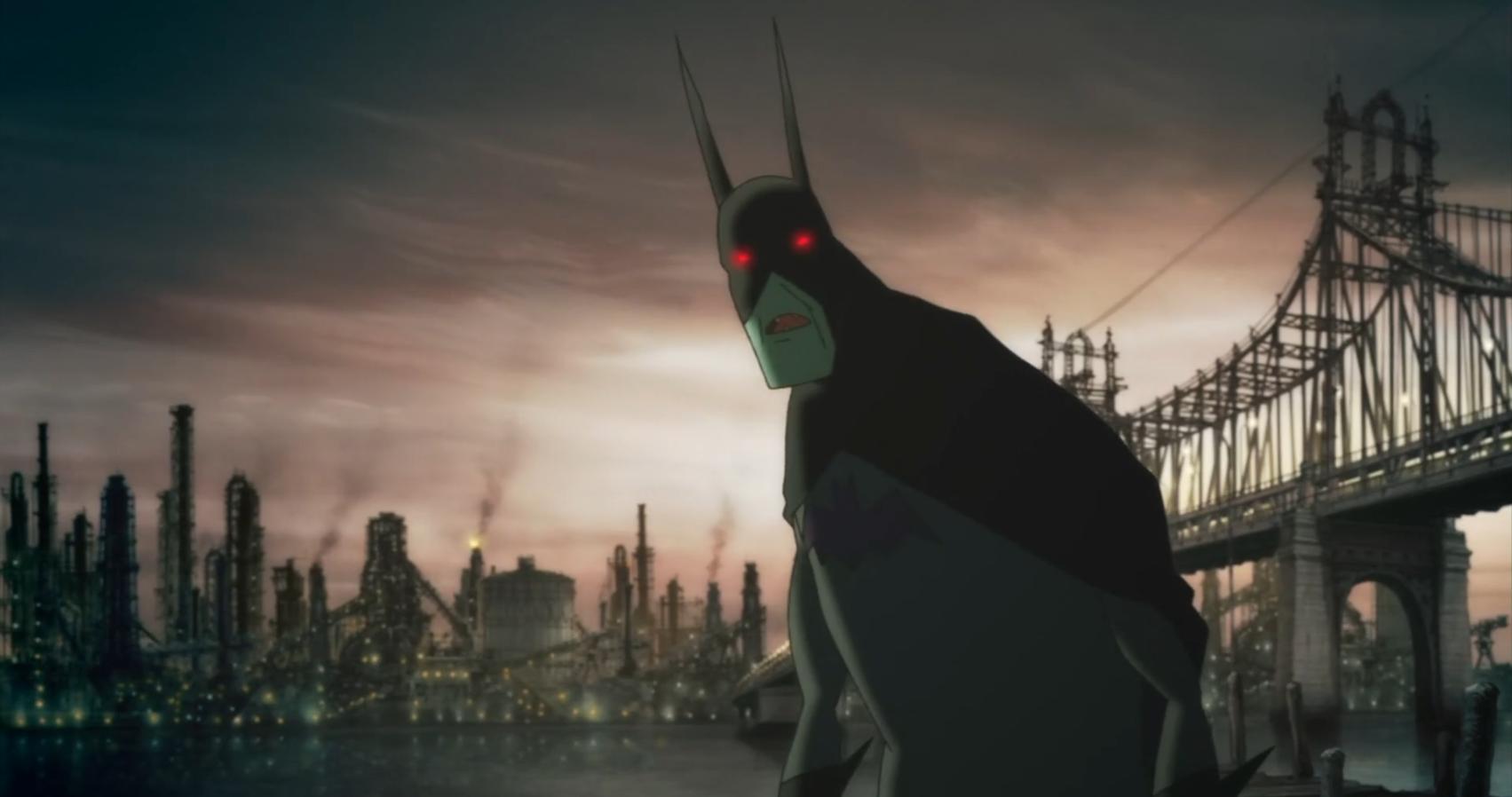[Review TV] Batman Gotham Knight | DCPlanet.fr