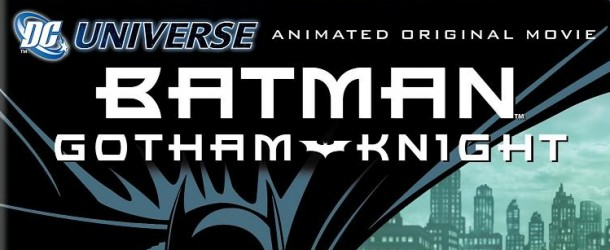 [Review TV] Batman Gotham Knight