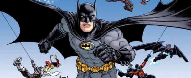 Dossier Les Costumes De Batman Dcplanet Fr