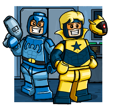 blue_beetle_and_booster_gold_by_pusskyfly