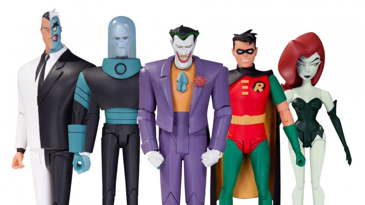 Kotobukiya dévoile sa première figurine Batman : The Animated Series