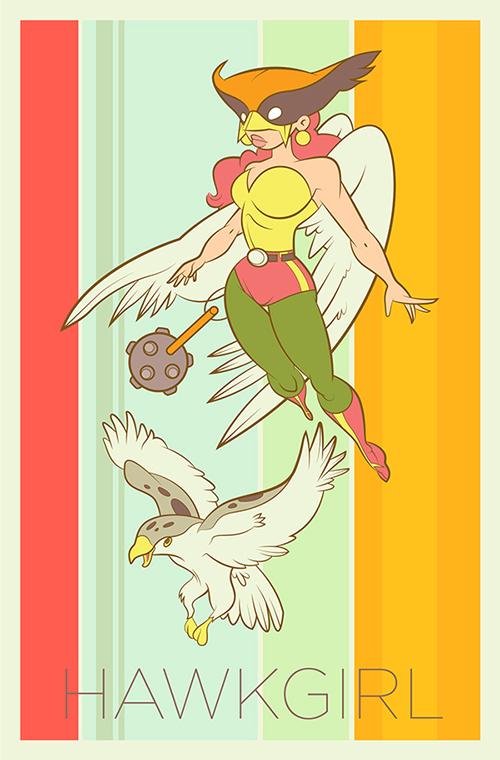 Hawkgirl.psd