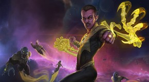 Infinite Crisis : Profil Vidéo de Sinestro