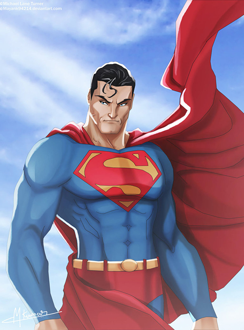 superman_by_mayank