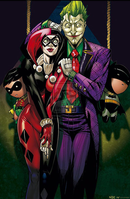 the_joker_and_harley_quinn_by_olivernome-