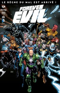 [Review VF] Forever Evil #1