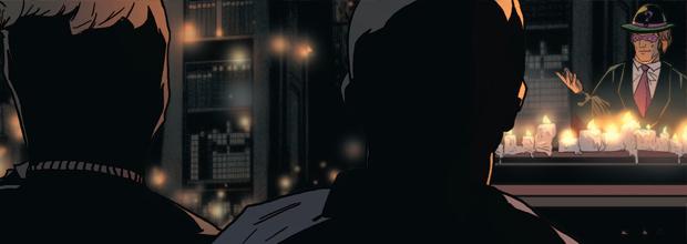 DETECTIVE COMICS #23.3 : SCARECROW