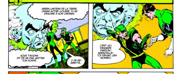 Green Lantern Green Arrow - Dennis O Neil et Neal Adams - 01