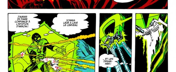 Green Lantern Green Arrow - Dennis O Neil et Neal Adams - 03