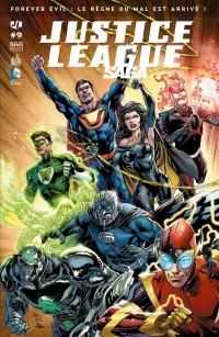 Justice League Saga#9