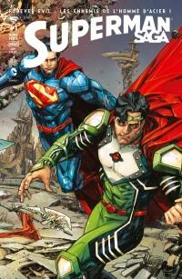 SUPERMAN SAGA HORS-SÉRIE