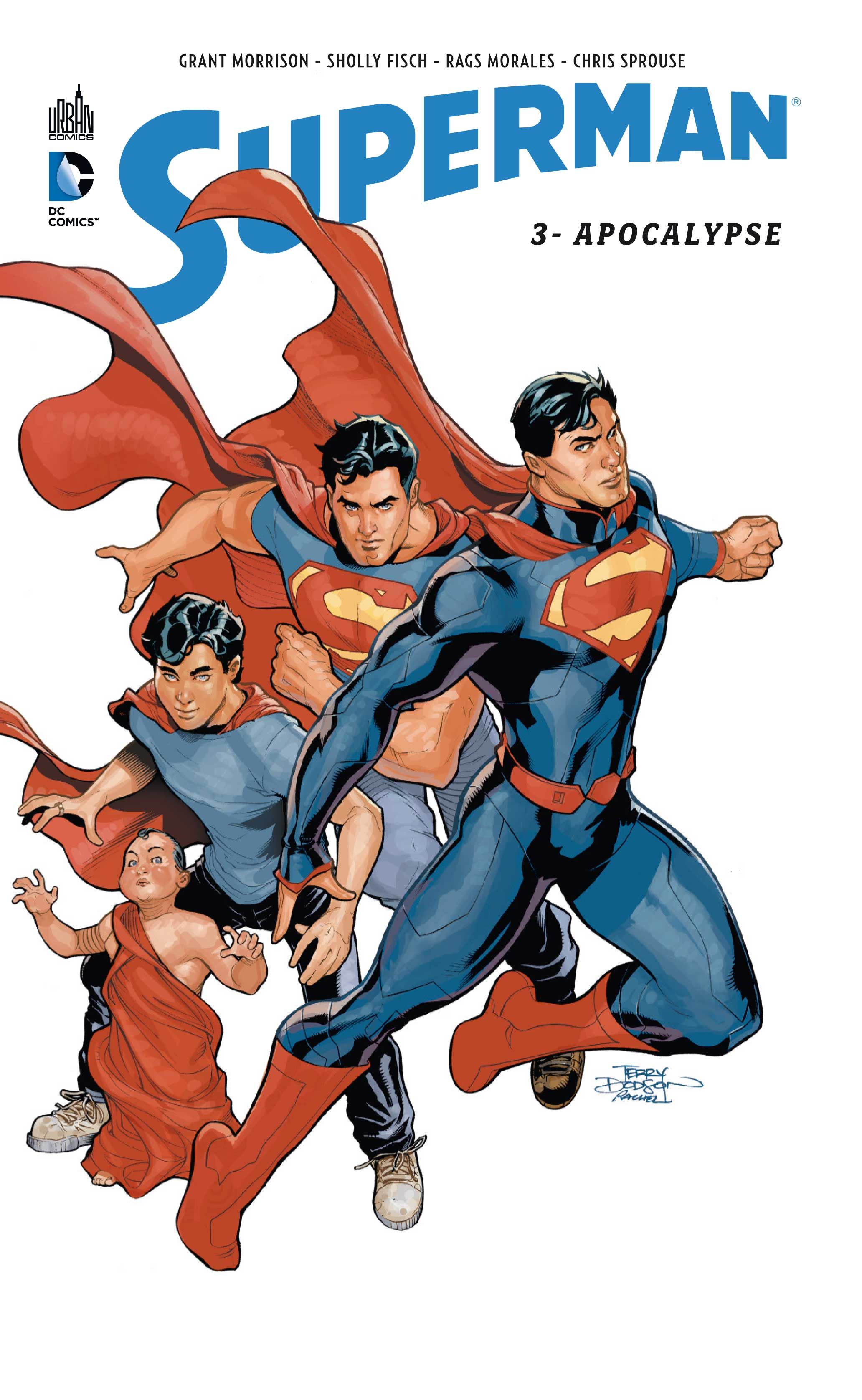 Critique de Superman Tome 3 Apocalypse