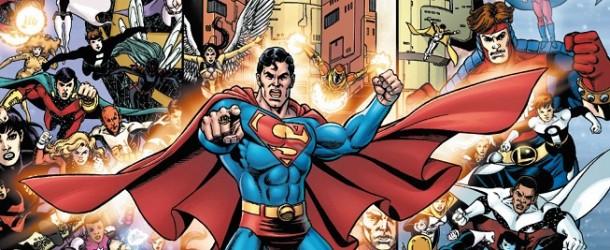[Review VF] Geoff Johns présente Superman Tome 4