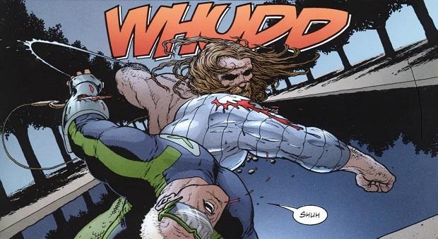 Justice League L'autre Terre