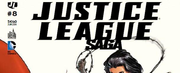 [Review VF] Justice League Saga #8