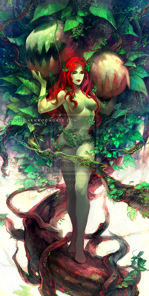 poison_ivy_by_haining