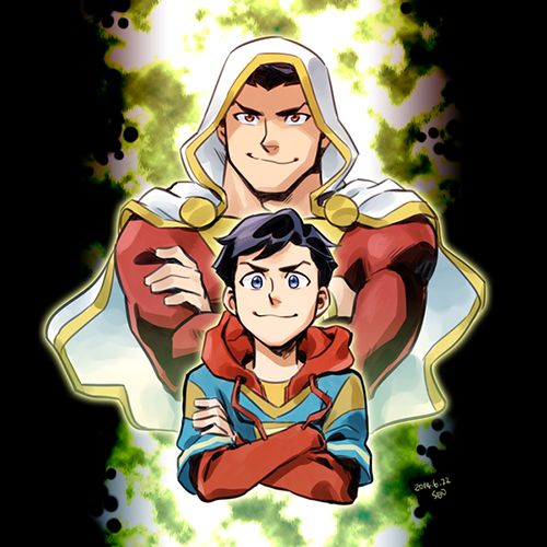shazam_and_billy