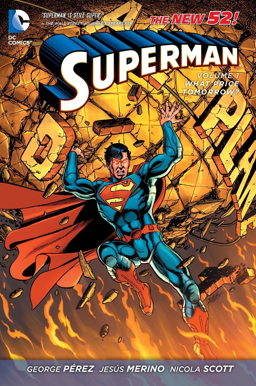Superman Vol 1 review