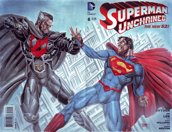 superman_vs_zod_by_edtadeo