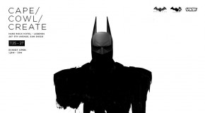 SDCC 2014 – Une exposition Batman Arkham Knight